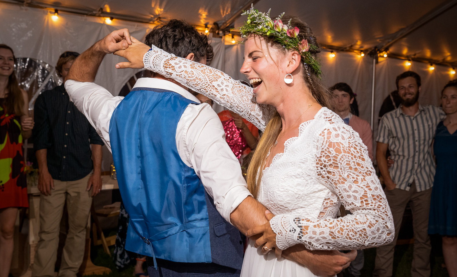 Dancing in Acadia