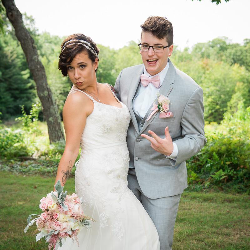 Monadnock Berry Farm Wedding