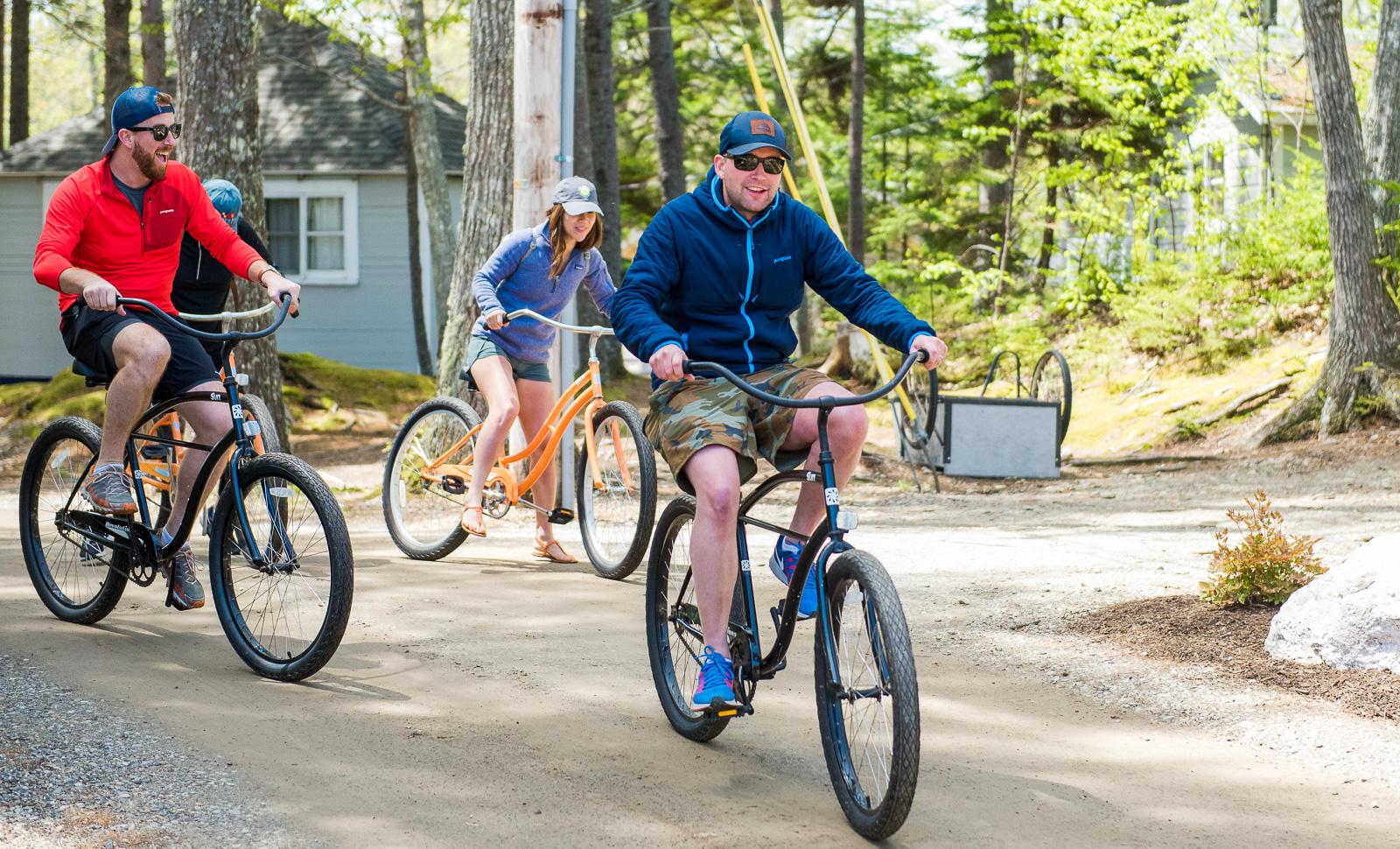 Biking Linekin
