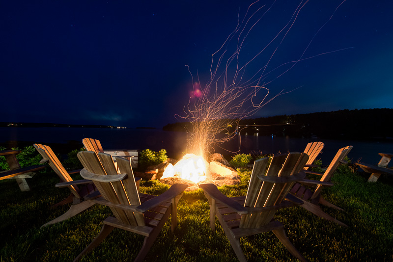 Campfire Linekin Bay Resort